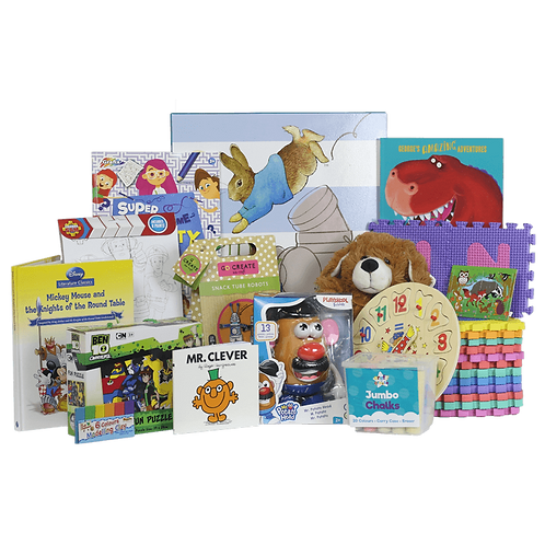 Boys Toy Box - 2 to 3 Years