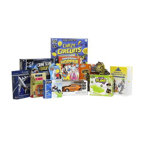 Premium Boys Toy Hamper - 5+ Years