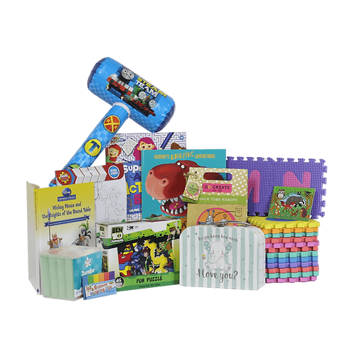 Boys Toy Hamper - 2 to 3 Years