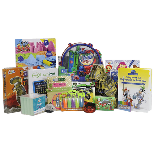 Boys Toy Box - 3 to 4 Years