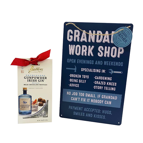 Grandad's Workshop Treat