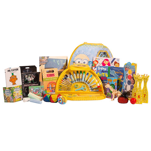 Boys Toy Hamper - 4 to 5 Years