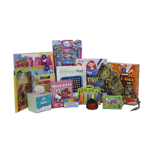Premium Girls Toy Hamper - 3 to 4 Years