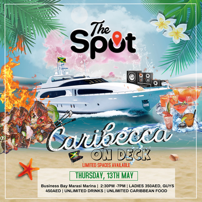 Caribecca on Deck