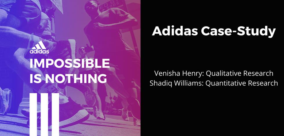 Adidas Case-Study