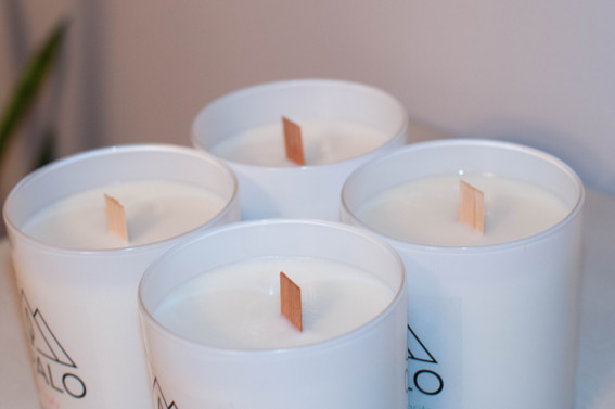 Wooden Wick in Candles are Special!