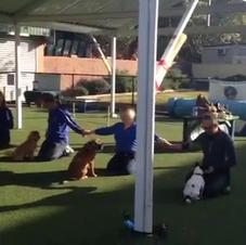 Click to watch team practice