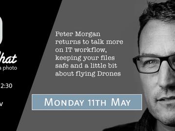 Andrew Appleton Photo Chat Episode 23 - Peter Morgan returns!