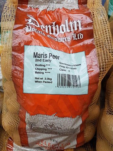 Denholm Seed Potatoes 'Maris Peer'