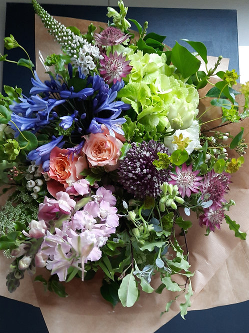 12 Months of Standard-sized Bouquets