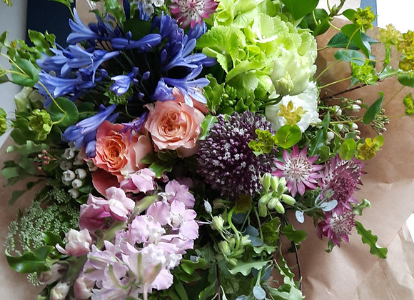 12 Months of Luxury Bouquets
