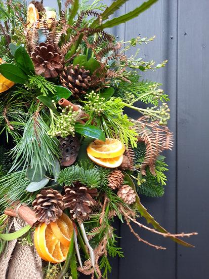 4th December Christmas Wreath Workshop