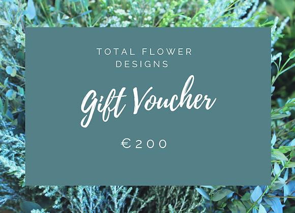 Gift Token €200