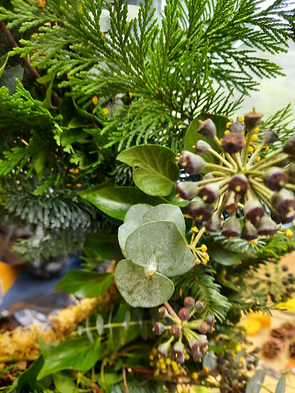 11th December Christmas Garland Workshop