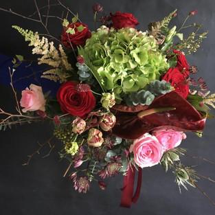 Luxurious Christmas Bouquet