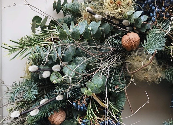 Christmas Wreath Making 5th December