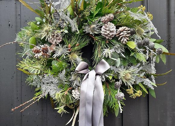 Totally Glam Christmas Wreath
