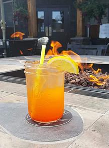 Peach Cooler