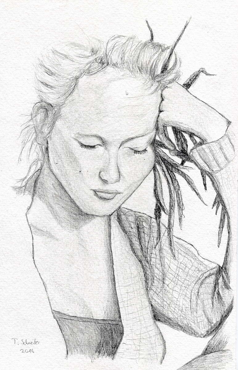 Studie Portrait
