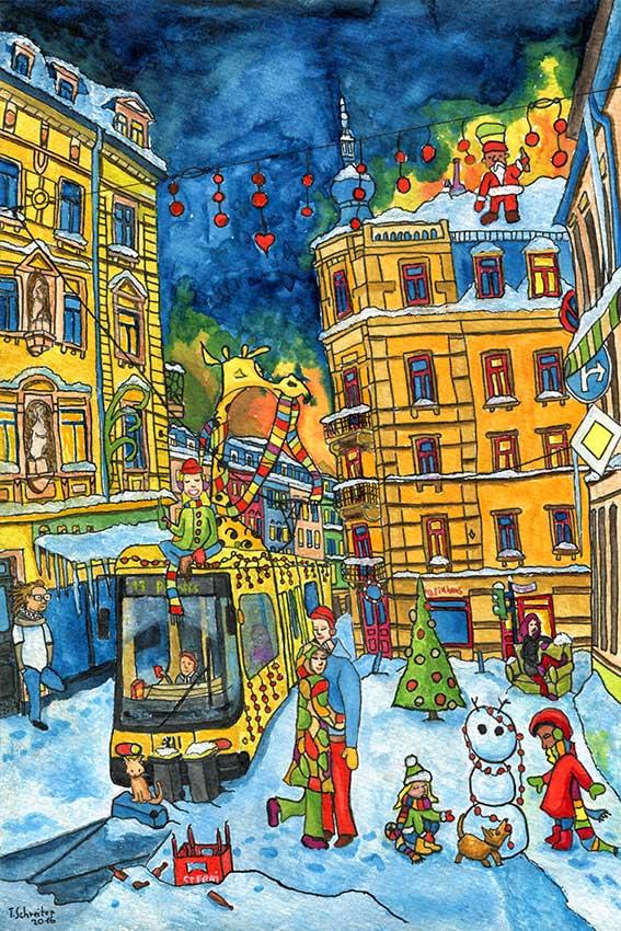 Assieck Weihnacht