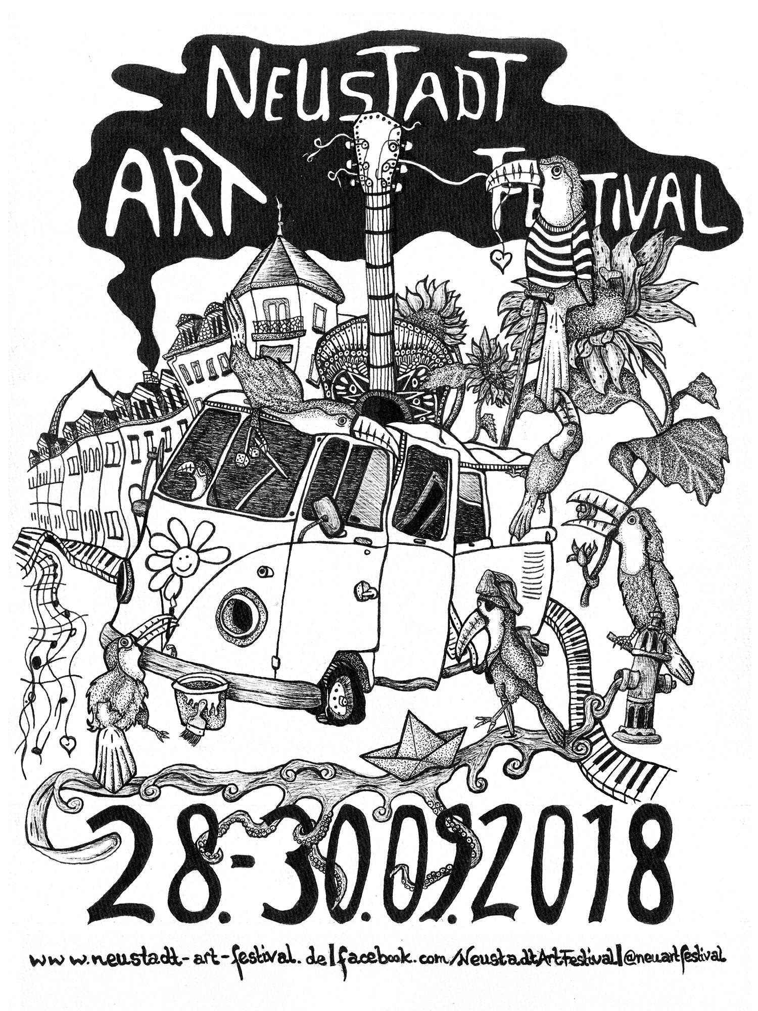Neustadt Art Festival 2018