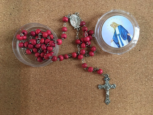 Rose Scented rosary