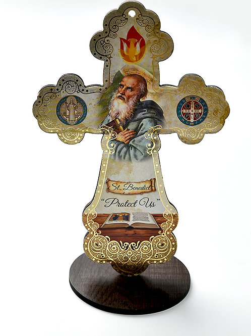 St Benedict Cross