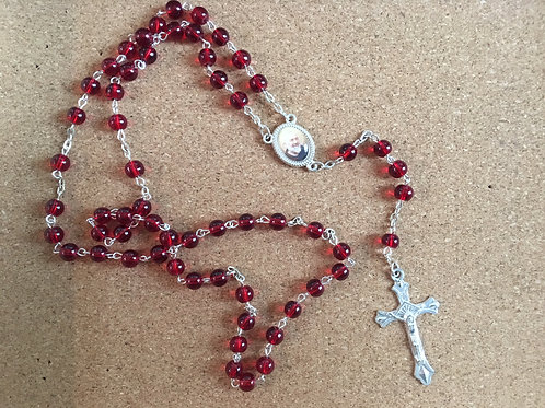 St Padre Pio Rosary