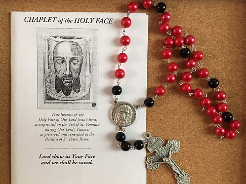 Holy Face Chaplet