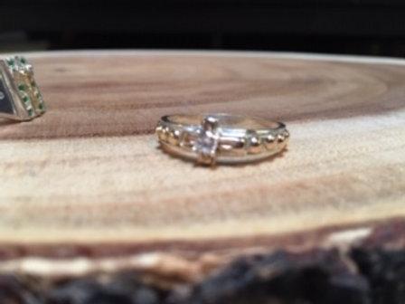 Men's Rosary Ring
