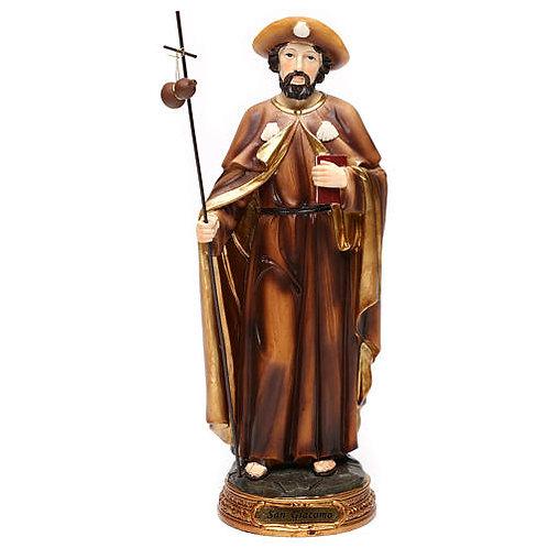 Saint James Apostle Statue 20cm
