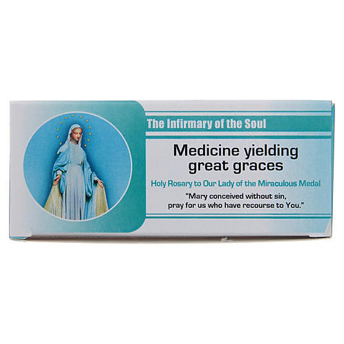 Rosary Nurse of the Soul - Our Lady of Miracles