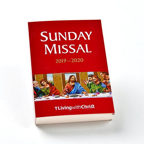 2020 Sunday Missal