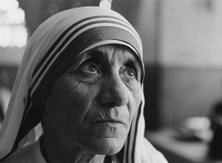 Words from Mother Teresa