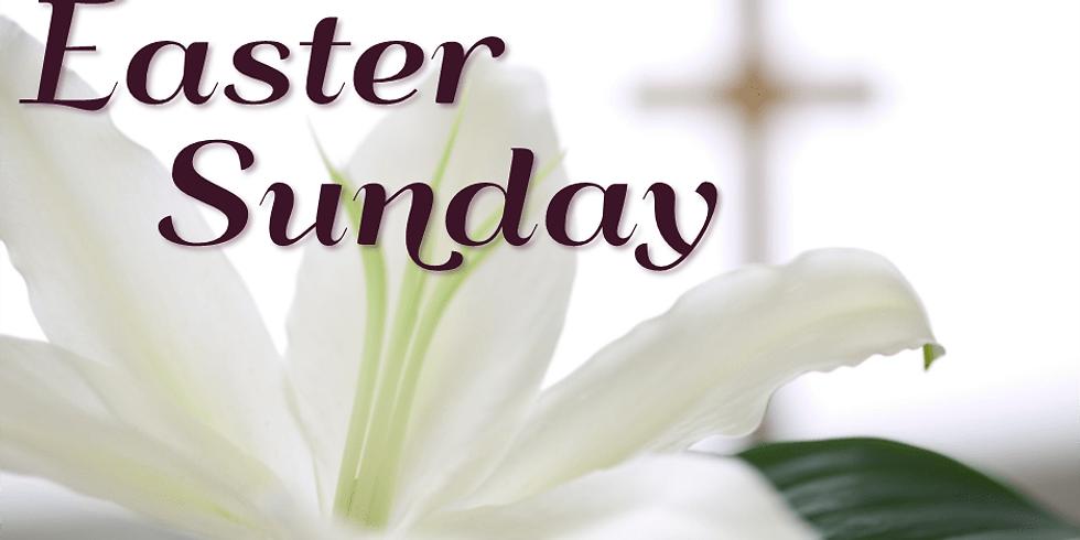 Easter Sunday 12pm Mass Registration - Spanish