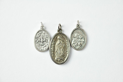 Medals - Silver Plated