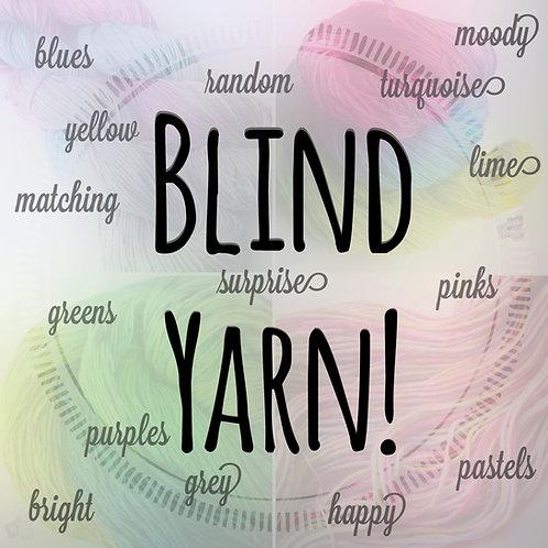 Blind yarn!