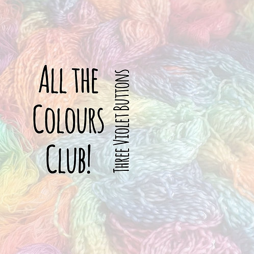 All the Colours Club :: month three!