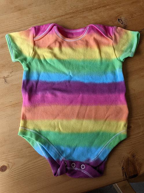 12-18 month funky stripes vest!
