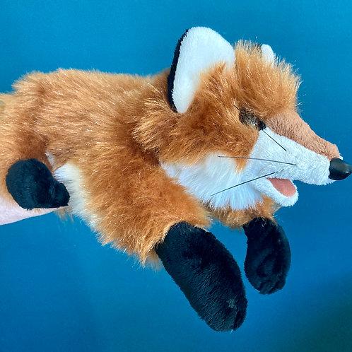 Red Fox Hand Puppet (Folkmanis)
