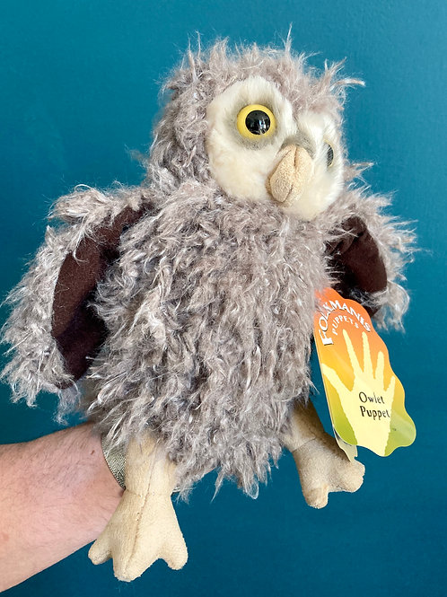 Owlet Hand Puppet (Folkmanis)