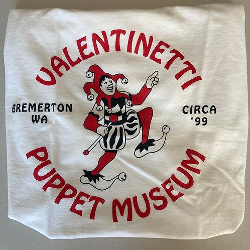 Valentinetti Puppet Museum Logo Shirt