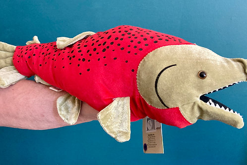 Sonny Toys Hand Puppets - Salmon Fish