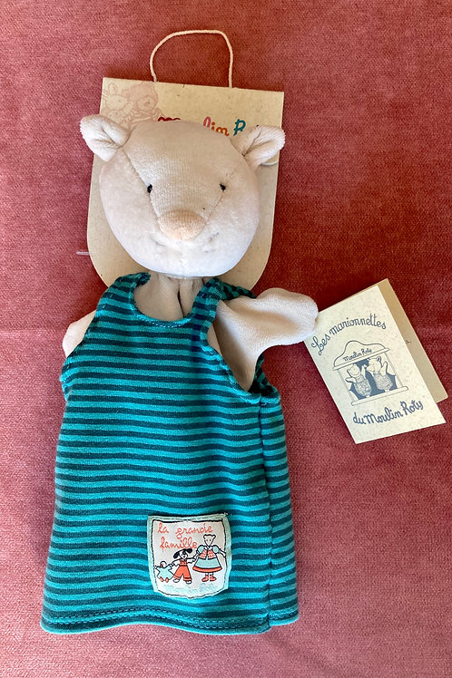 Moulin Roty Pig Hand Puppet