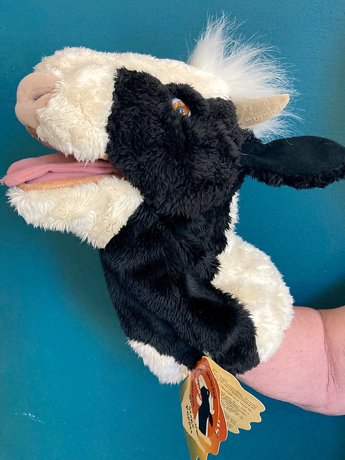 Cow Hand Puppet (Folkmanis)