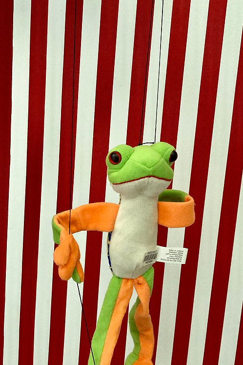 Frog - Marionette Puppet (small) by Sonny Toys