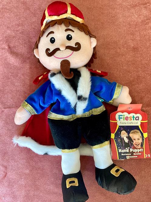 Fiesta King Hand Puppet