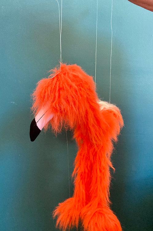 Orange Flamingo by Sonny Toys
