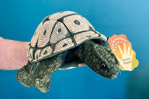 Tortoise Hand Puppet (Folkmanis)