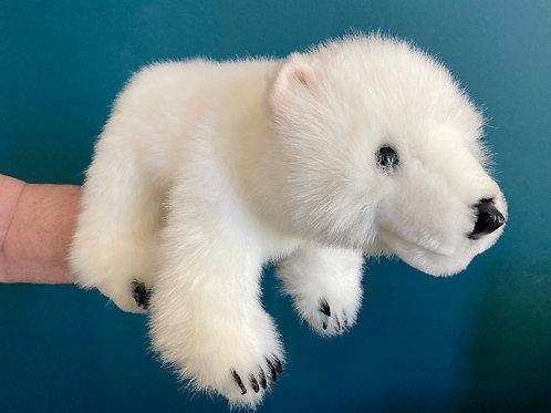 Polar Bear Hand Puppet (Folkmanis)
